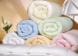 Стираем одеяла из различных материалов