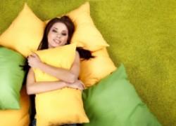 Ароматные подушки вам из трав или из стружки?
