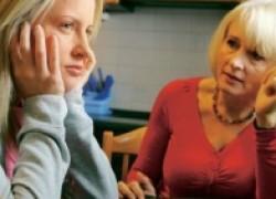 Отношения с мамой или чего стоит ответственность за счастье близких...