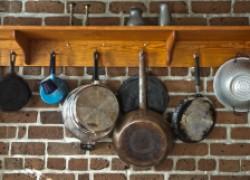 Правильно выбрана сковорода − и полезнее еда