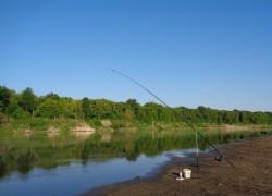Октябрьская рыбалка на дону