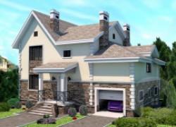 Дом из камня: оригинальные проекты. Плюсы и минусы каменных домов