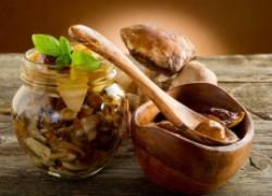 Шесть рецептов заготовок из грибочков