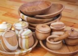 Как мы зарабатываем на деревянной посуде