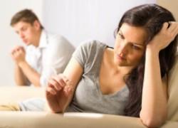 Не спешите разводиться
