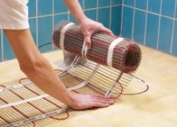 Каким сделать теплый пол