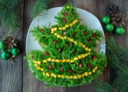 Салаты и закуски к новогоднему столу