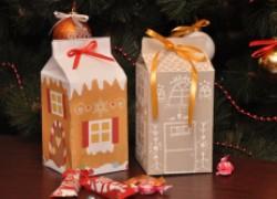 Красивая и простая в изготовлении подарочная упаковка