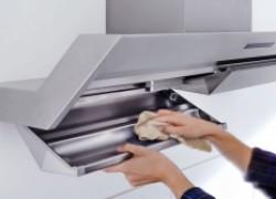 Народные способы очистки решетки вытяжки от жира