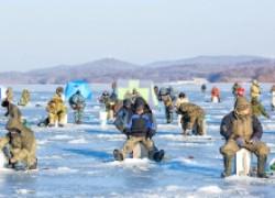Последний лед на зимней рыбалке