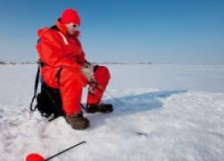 Первое января − на рыбалку пора