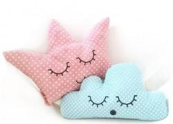 Подушка-корона для маленькой принцессы