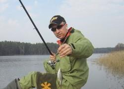 Апрельский запрет рыбалке не помеха