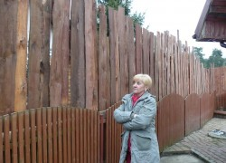 Каким должен быть забор между соседями