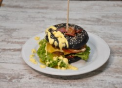 Рецепт бургера как у Тимати, только лучше