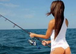 Заразилась рыбалкой
