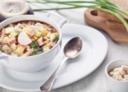 Шесть рецептов холодных супов