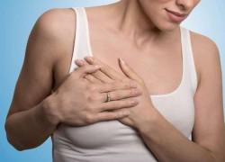 Алгоритм действий при болях в области груди