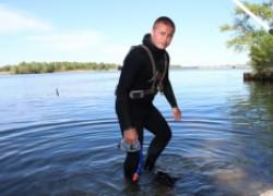 Мое новое увлечение − подводная охота