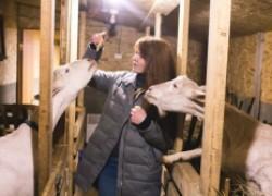 Даша Яковлева: можно ли стать успешным фермером в 21 год? Легко!