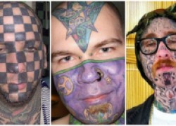 Татуировки могут вызвать воспаление мышц