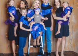 Из семерых детей троих Мария Мошарова родила после сорока
