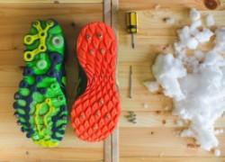 «Прокачанные» кроссовки для бега зимой