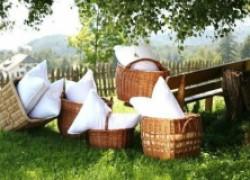 Стираем перьевые подушки в домашних условиях