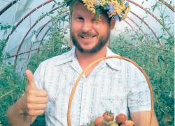 Лучшая коллекция экзотических помидоров – у простого деревенского парня Дениса