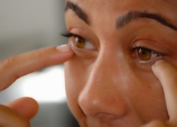 Сохраняем здоровье глаз