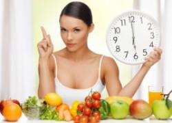 Что есть после шести, чтобы похудеть?