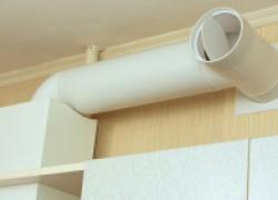 Как правильно подключить вытяжку на кухне