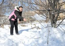 Утепляем корни к зиме