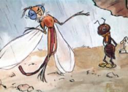 Сказка о пенсионной реформе «стрекоза и муравей»