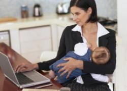 Как может подработать женщина, находящаяся в декрете по уходу за ребенком