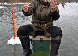 Как собраться на зимнюю рыбалку
