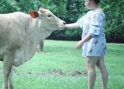 Как деревенская девчонка Женя Рукавишникова стала американской фермершей Джейн