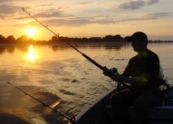 Сбор денег с рыбака