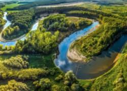 Рыбные реки и озера россии