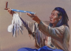 Индейцы курили не ради курения