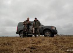Весенняя охота на юге рязанской области