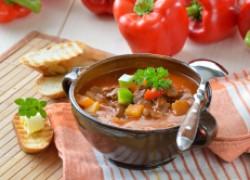 Венгерский суп–гуляш