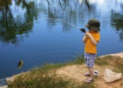 Как рождаются рыбаки