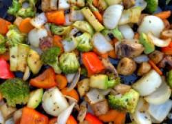 Маринад для запекания овощей на гриле