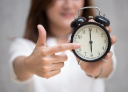 Расписание организма по часам