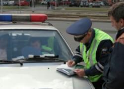 Три новых штрафа вводятся для водителей
