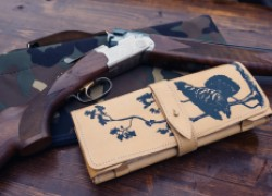 Денис Щербак: «Амуницию для охоты делаю себе сам»