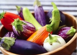 Разноцветные баклажаны: соседи будут завидовать