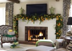 Украшение дома к Новому году и Рождеству
