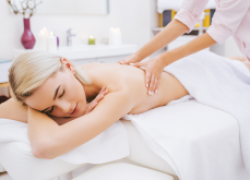 Как снять стресс с помощью массажа